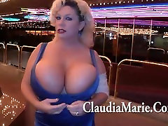 Huge Tit Claudia Marie Singing Then Fucked By BBC