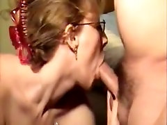 Humiliated Ugly mom boye son Is Still Able To Make Cock Grow Hard While Throated4