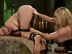 Aiden Starr dominated Penny Pax Anal