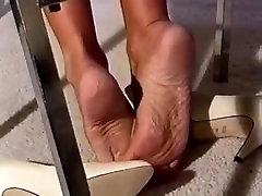 Beautiful liking head Feet 2
