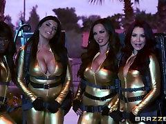 Brazzers - Ghostbuster xxx fuckes hard 18 Priekaba