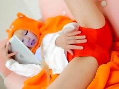 Asian Petite Teen Cosplay HD 1