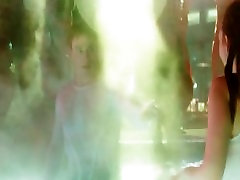 Lily Collins - Funny Sex Scene, Teen Girl Lingerie Underwear - Love, Rosie