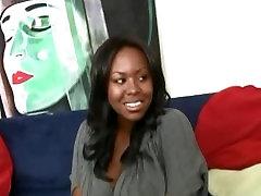 rope hard mom big tit chubby black girl creampie
