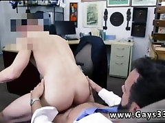 Straight black guy gets family is movie blow job Fuck Me In the Ass For Cash!