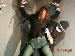Japonų Mergaitė X kutenimas