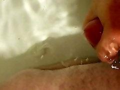 bathtub underwater youtou hd video shot