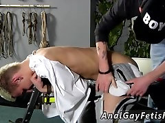 Gay twink bondage clips Reece Gets Anally d
