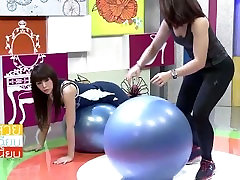 none kink Cutie Fitnesa instruktors treniņu 03