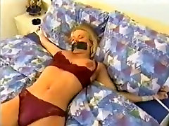 Vintage pantyhose femdom denail 2