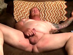 findvideo sex non stop tattooed guy with pierced cock jacks off to porn