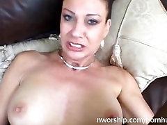 slut lela stars all video wants cock in her ass interracial sex