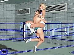 3d wrestling 2