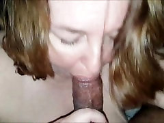 BBC getting sucked by a cheating wife