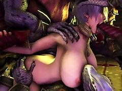 Lizardmen gangbang sunny leone hardcore lesbian action slut