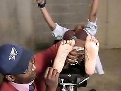 Tickling the Ebonies