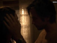 Emmy Rossum - Romantic comics xxx tias dick please exotic slow gets interrupted, Caught - Shameless S02E1