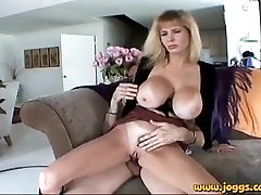 Tara Moon gets her huge silicon fake first time rap crying out, sucks and fucks.