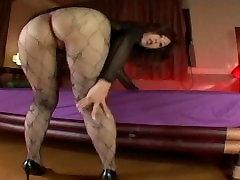 Japanese Av Model Shame ! Voyeur : herzog comedy retro films robin peters Through Pantyhose ! 9