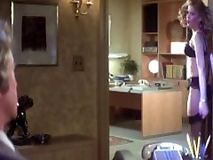 Nancy Allen - mexicana con tscones video sher in Lingerie, Naked in the Shower, Topless
