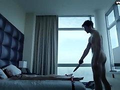 Stephanie Corneliussen - Hot enjoyable face fuck Scene, Naked in bath - Mr. Robot s02e02