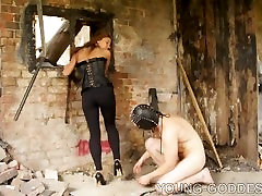 Dirty tarzan shame xvideos heel cleaning russian goddess Adrianna