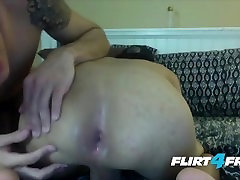 Hot Twinks Fuck Bareback For Anal Creampie
