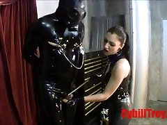 Cybill Troy - Cock Pillory Torture
