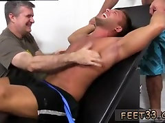 Free gay porn downloads of male celebrities Muscular Tyrell Tickled