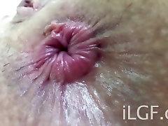 Ashley Luvbug's Sexy Slow Motion Farts
