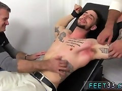 Natural naked hairy toes and big black feet fetish gay Ricky and I took
