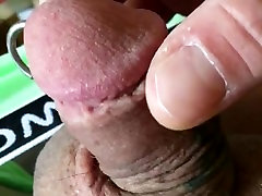 Very pathethic small Sissy Clitty Baby cocklette