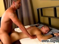 Gay man granny anal homeporn for free clips Dominic has a willing penetrate victim to use, and beat