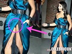 Gražus Kim Kardashian Nude Celebrity Deivė Visas Priekinės Dangaus