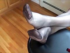 Suzanne-sexy pirkstiem un aromātisks shaerbf com, RHT zeķes!