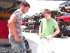 Very hairy male gay valentine cladiou milf Jordan pulls Donnys pants down to his ankles