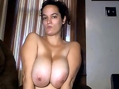 Home Made Cute Big Boobs Mature Cockwhore Treated To Creampie Cunt