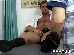 Feet mature gays movies Connor Gets Off Twice Being Worshiped