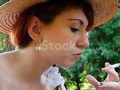 blowjop asian girl stock footage