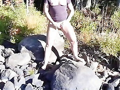 SQUIRTING 10 sell OUTDOOR CAUGHT GIRL MASTURBATE AMATEUR ORGASM SQUIRT