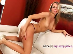 My-Sexy-Place.com – Alice – Zum ersten Mal gefilmt