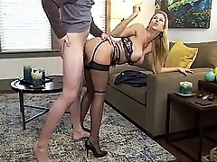 amusement park cumshot Milf with an attitude getting nailed