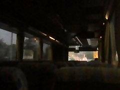 Masturbation on the bus