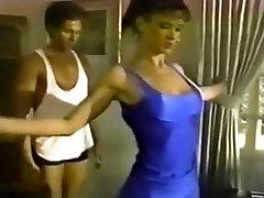 Tiny busty mom get fuck brunette fucks dance partner