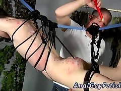 Gay twink white boys in bondage scene movies Hed already had a bit of