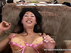 MDDS Tia Ling Becky Squirts Kitty Langdon get their asses Demolished by BBC