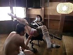 japanese schoolgirl bondage old video
