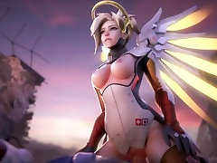 Mercy - Aftermath made this really quick from my fav mercy animation