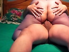 Chubby Amateur Enjoys Being on Top