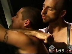 Australian mark ballas dating witney carson guys fisting Justin Southhall works over Scott Samson in a